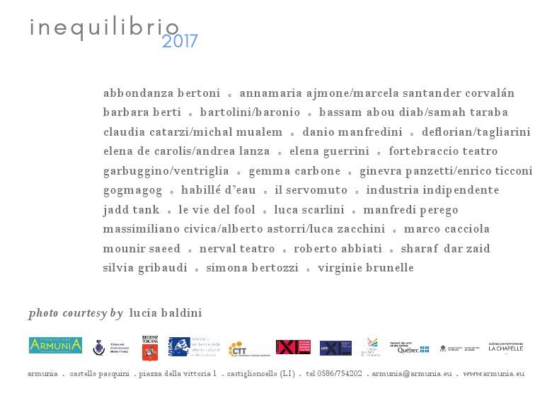 Inequilibrio (Castiglinocello) |giugno-luglio