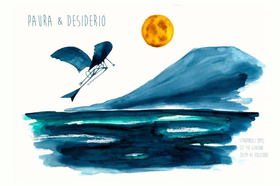 Festa di Teatro Eco Logico (Stromboli) |giugno