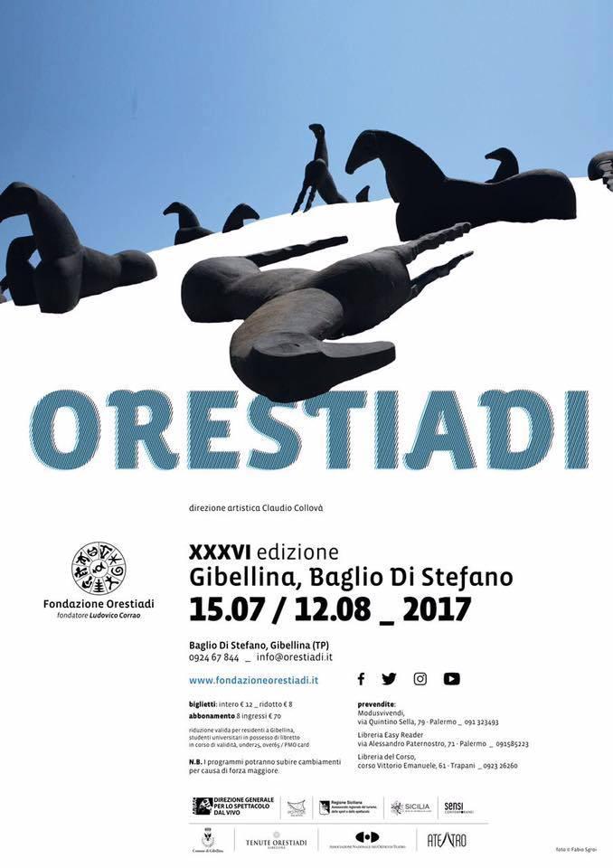 Orestiadi (Gibellina) |luglio