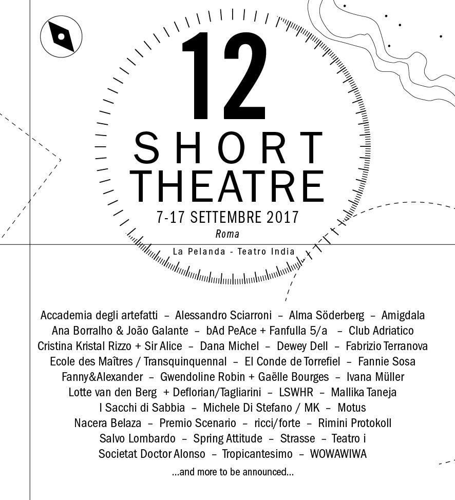 Short Theatre (Roma)  settembre