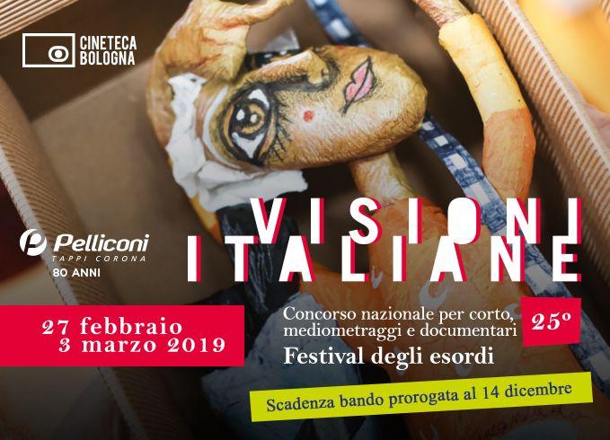 Visioni Italiane proroga 14 dicembre