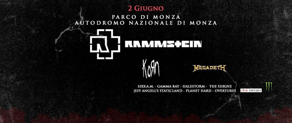 Gods of Metal (giugno) |Monza