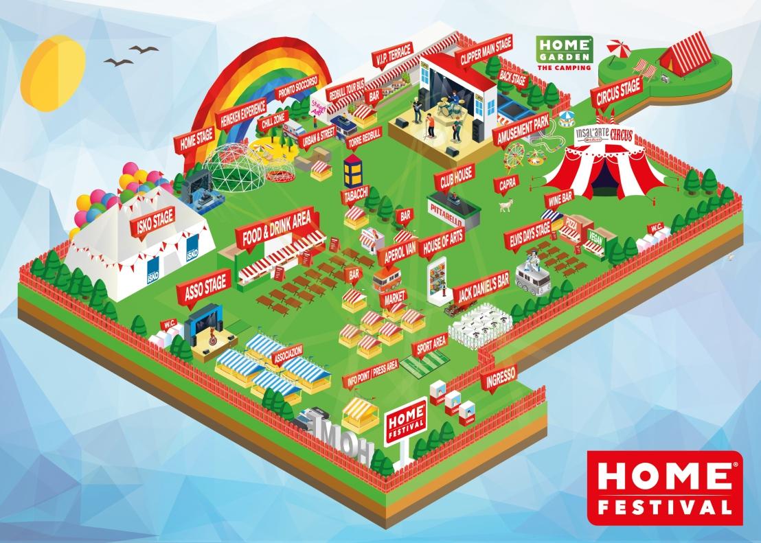 Home Festival (Treviso)   agosto-settembre