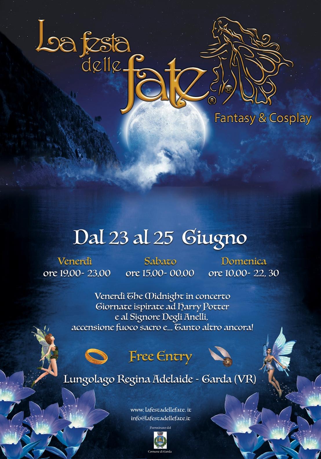 La Festa delle Fate (Garda) |giugno