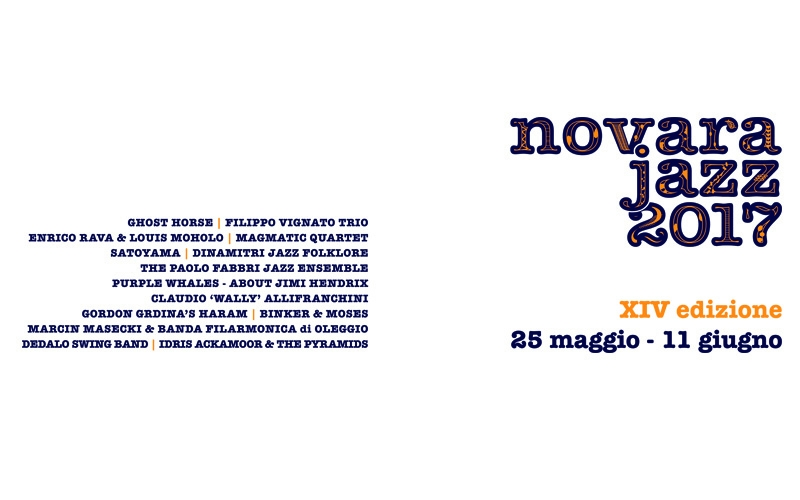 Novara Jazz |maggio-giugno