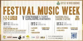 Festival Music Week (Vico Equense) |luglio