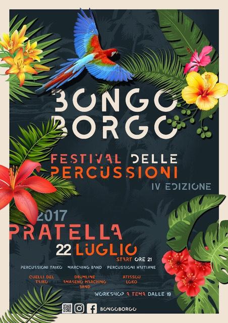 BongoBorgo (Pratella) |luglio