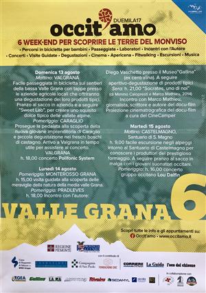 Occit'amo (Val Grana) |agosto