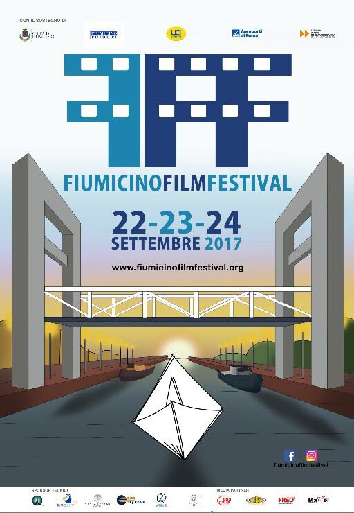 locandina FIUMICINO FILM FESTIVAL