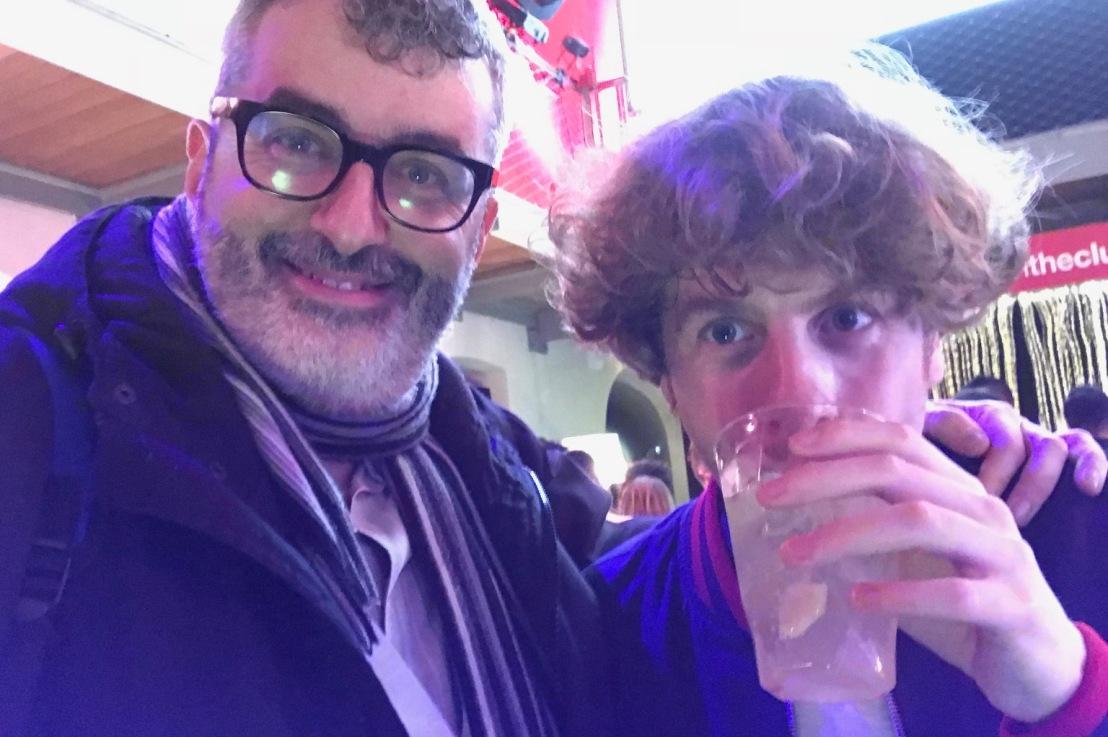Luca Monti da#Sanremo2018