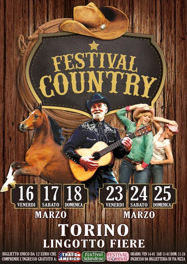 Festival Country (Torino) |marzo
