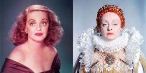 Bette Davis in The Virgin Queen 1995