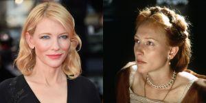 Cate Blanchett in Elisabeth 2005