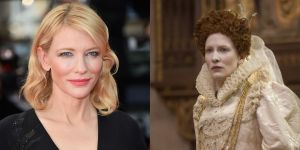 Cate Blanchett in Elisabeth The Golden Age 2007